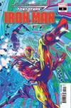 Tony Stark: Iron Man | 10/1/2018 Cover