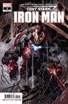 Tony Stark: Iron Man | 9/1/2018 Cover