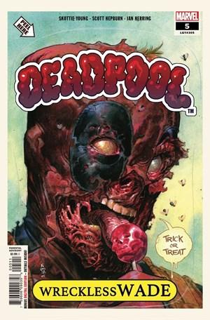 Deadpool | 12/1/2018 Cover