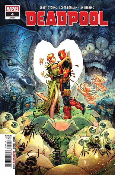 Deadpool Cover - 11/1/2018