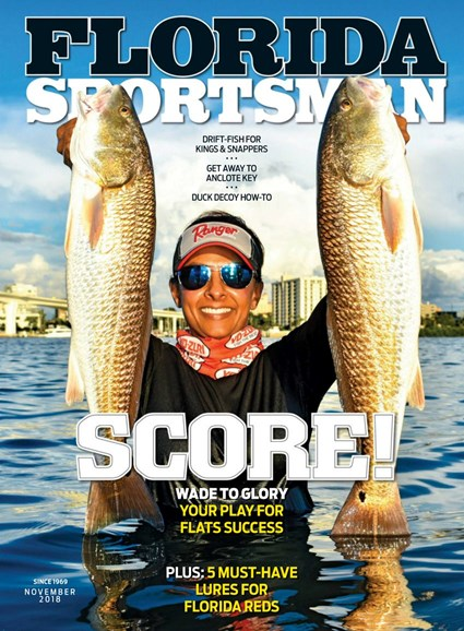 Florida Sportsman Cover - 11/1/2018