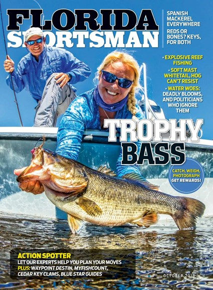 Florida Sportsman Cover - 10/1/2018