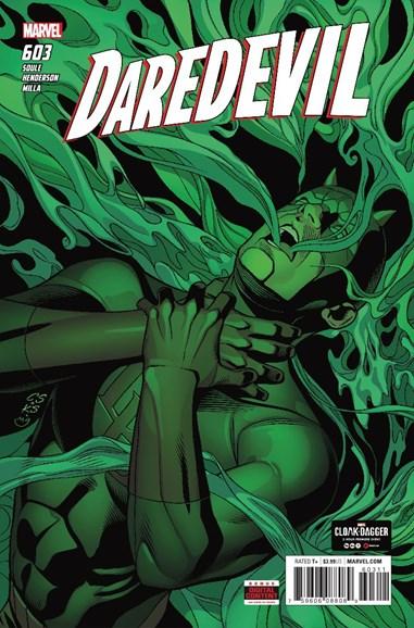 Daredevil Cover - 7/15/2018