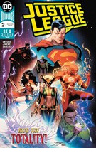 Justice League Comic 8/15/2018
