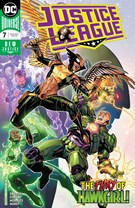 Justice League Comic 11/1/2018
