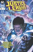 Justice League Comic 9/1/2018