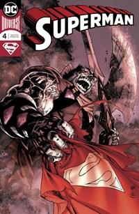 Superman Comic   12/1/2018 Cover