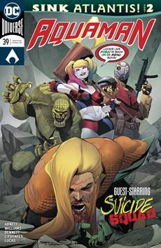Aquaman | 10/2018 Cover