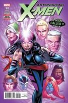 Astonishing X-Men Comic 8/1/2018