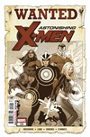 Astonishing X-Men Comic | 11/1/2018 Cover
