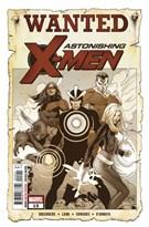 Astonishing X-Men Comic 11/1/2018