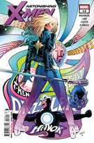 Astonishing X-Men Comic 10/1/2018