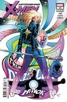 Astonishing X-Men Comic 10/1/2018