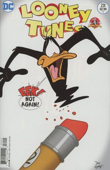 Looney Tunes Cover - 8/1/2016