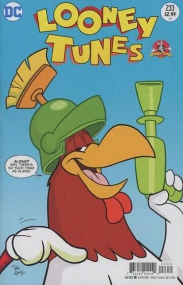 Looney Tunes Cover - 12/1/2016