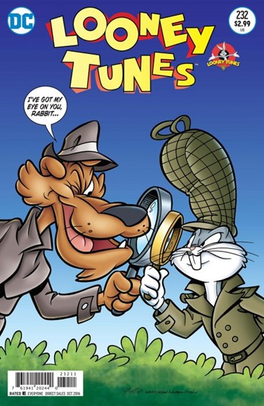 Looney Tunes Cover - 10/1/2016