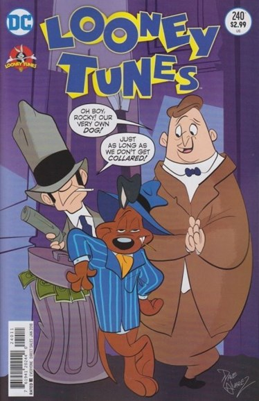Looney Tunes Cover - 1/1/2018