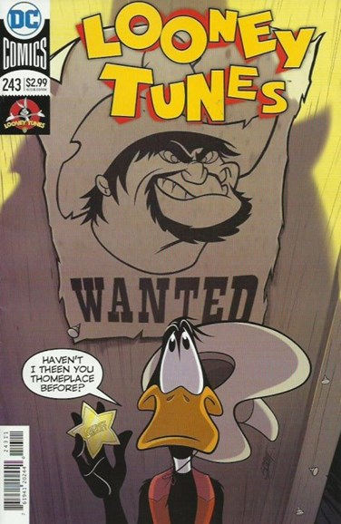 Looney Tunes Cover - 7/1/2018