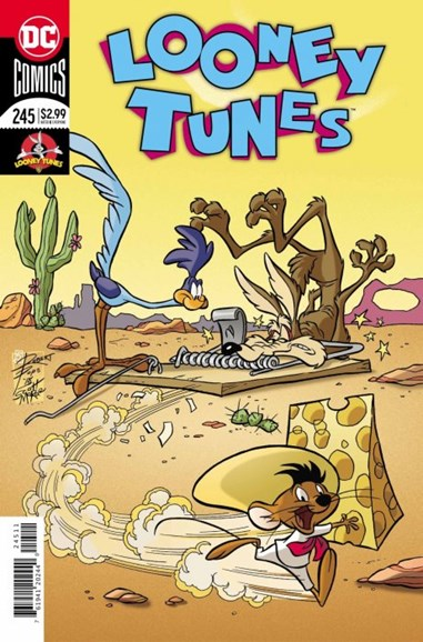 Looney Tunes Cover - 11/1/2018