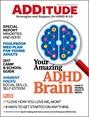 ADDitude Magazine | 3/2017 Cover