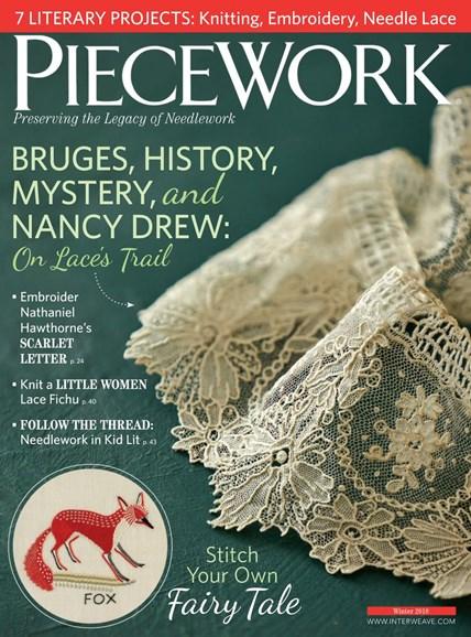 Piecework Cover - 11/1/2018