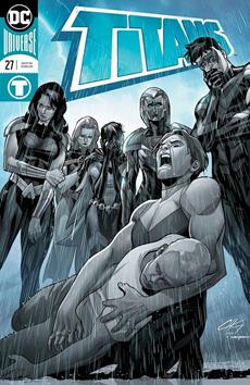 Titans | 12/2018 Cover