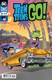 Teen Titans Go! | 8/1/2018 Cover
