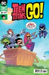 Teen Titans Go! | 11/1/2018 Cover
