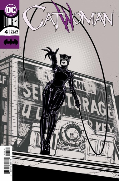 Catwoman Cover - 12/1/2018