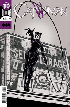 Catwoman | 12/2018 Cover