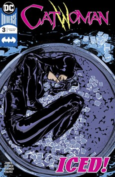 Catwoman | 11/2018 Cover