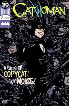 Catwoman | 10/2018 Cover