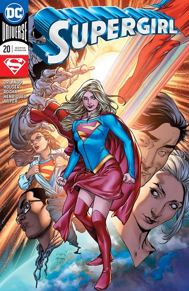 Supergirl Cover - 6/1/2018