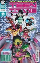 Teen Titans Comic 10/1/2018