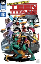 Teen Titans Comic 9/1/2018