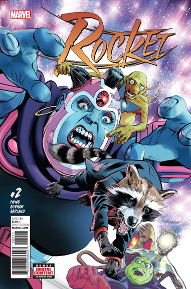 Rocket Cover - 8/1/2017