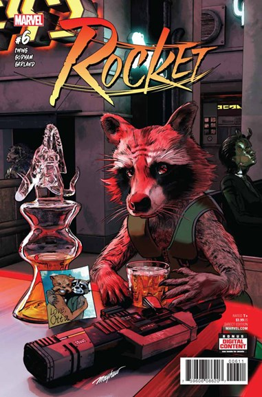 Rocket Cover - 12/1/2017