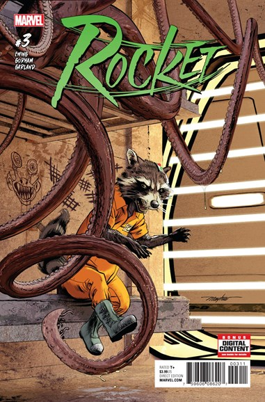 Rocket Cover - 9/1/2017