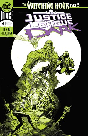 Justice League: Dark | 12/1/2018 Cover