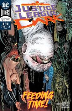 Justice League: Dark | 11/2018 Cover