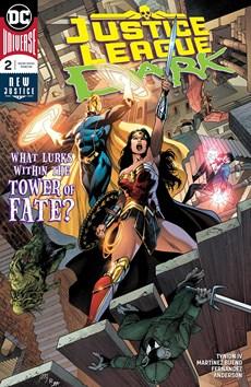 Justice League: Dark | 10/2018 Cover