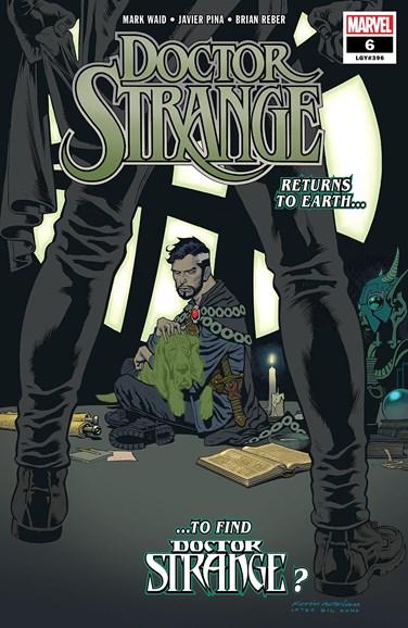 Doctor Strange Cover - 12/1/2018