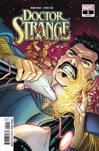 Doctor Strange Cover - 11/1/2018