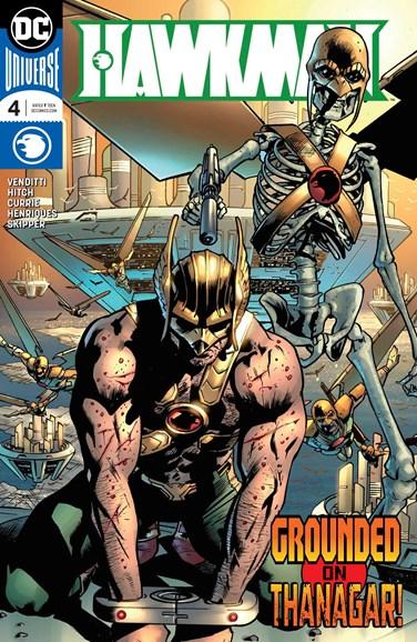 Hawkman Cover - 11/1/2018
