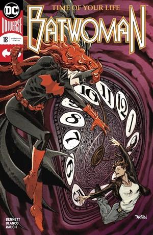Batwoman | 10/1/2018 Cover