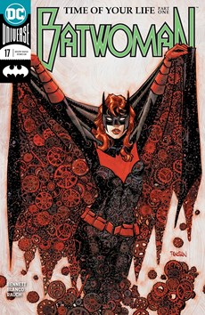Batwoman | 9/2018 Cover