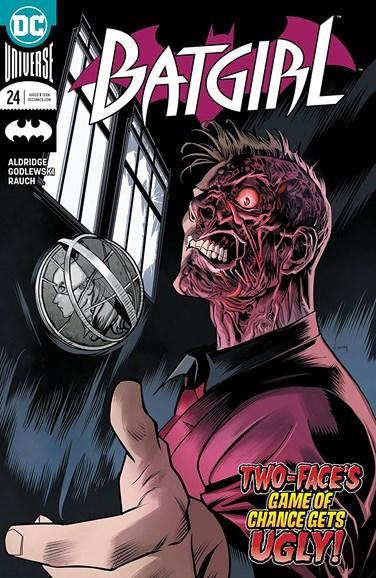 Batgirl Cover - 8/1/2018