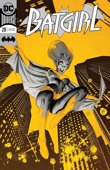 Batgirl Cover - 12/1/2018