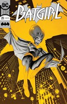 Batgirl Comic 12/1/2018