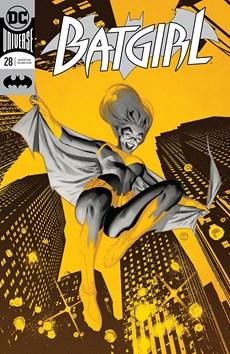 Batgirl | 12/2018 Cover